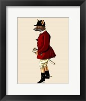 Fox Hunter 1 Framed Print