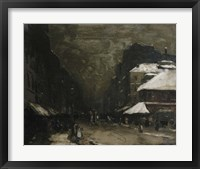 Framed Snow, 1899