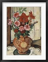Framed Bouquet of Flowers, 1930
