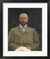 Framed Alexandre Natanson, 1899