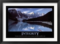 Framed Integrity