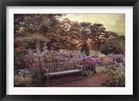 Framed Garden Delight