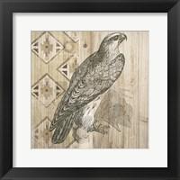 Natural History Lodge V Framed Print