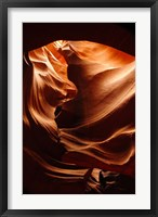 Framed Shaft of Light, Upper Antelope Canyon 3