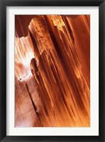 Framed Lower Antelope Canyon 4