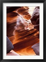 Framed Lower Antelope Canyon 7