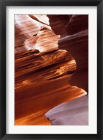 Framed Lower Antelope Canyon 6