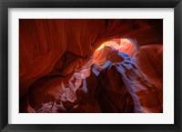 Framed Upper Antelope Canyon I