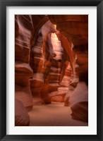 Framed Upper Antelope Canyon II