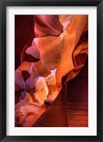 Framed Lower Antelope Canyon 2