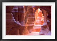 Framed Arizona, Antelope Canyon, Navajo Tribal Park