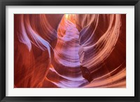 Framed Antelope Canyon, Navajo Tribal Park III