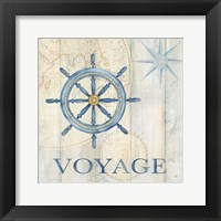 Sail Away IV Framed Print