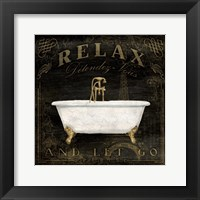 Cassic Relax Framed Print