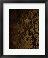 Oscar Framed Print