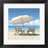 Framed Beach Day 1