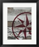 Framed Coastal Nautical 4