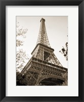Framed Eiflel Tower 4