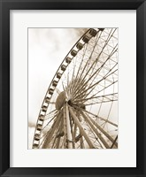 Framed Wonder Wheel 23