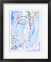 Framed Radiant Buddha