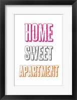 Framed Sweet Apartment