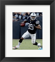 Framed Amari Cooper 2015 Action