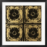B&G Tileworks 4 Framed Print