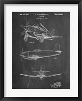 Framed Airplane 1947