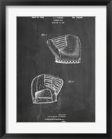 Framed B Glove