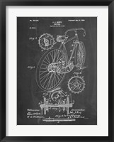Framed Bicycle D