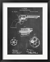 Framed Revolver CH