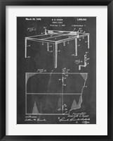 Framed Table Tennis