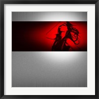 Affected Framed Print