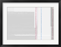 Abstract Surface 1 Framed Print