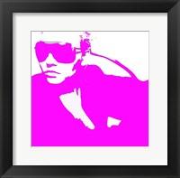 Framed Niki Pink