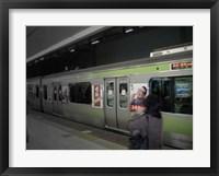 Framed Tokyo Metro