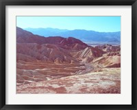 Framed Death Valley Mountains 2