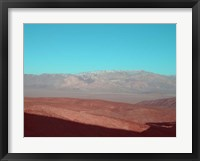 Framed Death Valley View 2