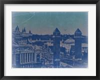 Framed Barcelona