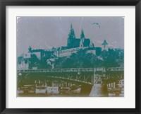 Framed Castilo De Praga