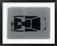 Framed 1972 Maserati Boomerang