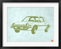 My Favorite Car 1 Framed Print