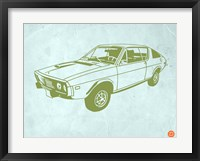 My Favorite Car 2 Framed Print