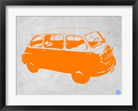 My Favorite Car 9 Framed Print