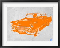 My Favorite Car 11 Framed Print