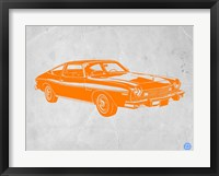 My Favorite Car 13 Framed Print