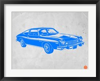 My Favorite Car 14 Framed Print