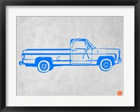 My Favorite Car 24 Framed Print