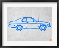 My Favorite Car 27 Framed Print