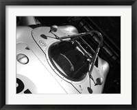 Framed Porsche Spyder